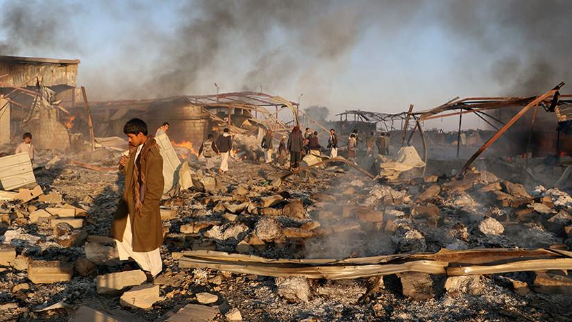 """""""Generaciones destruidas"""": la guerra desapercibida arruina el futuro de los jóvenes yemeníes"""
