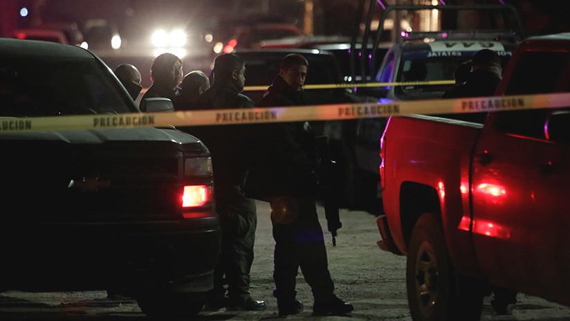 Asesinan a un periodista de El Universal en la Ciudad de México