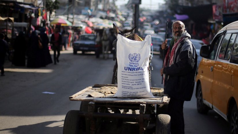 Netanyahu aboga por la desaparición de la agencia de la ONU para los refugiados palestinos