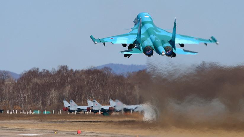 Las fuerzas aeroespaciales rusas realizarán más de 500 ejercicios militares en 2018