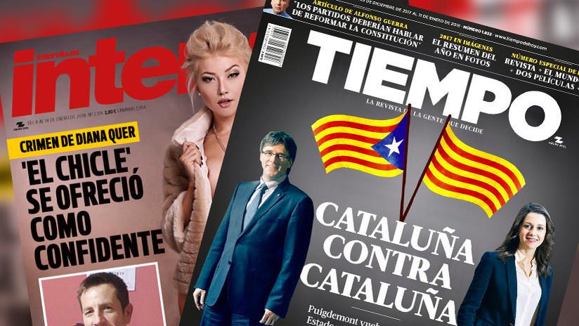 Adiós a los desnudos y reportajes de la Transición española: cierran Interviú y Tiempo