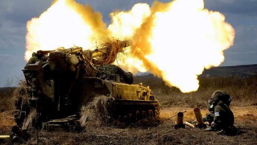 Estos son los tres sistemas rusos de artillería más poderosos