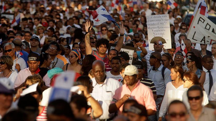 """""""Muerte civil a los corruptos"""": ¿Qué reclaman los panameños?"""