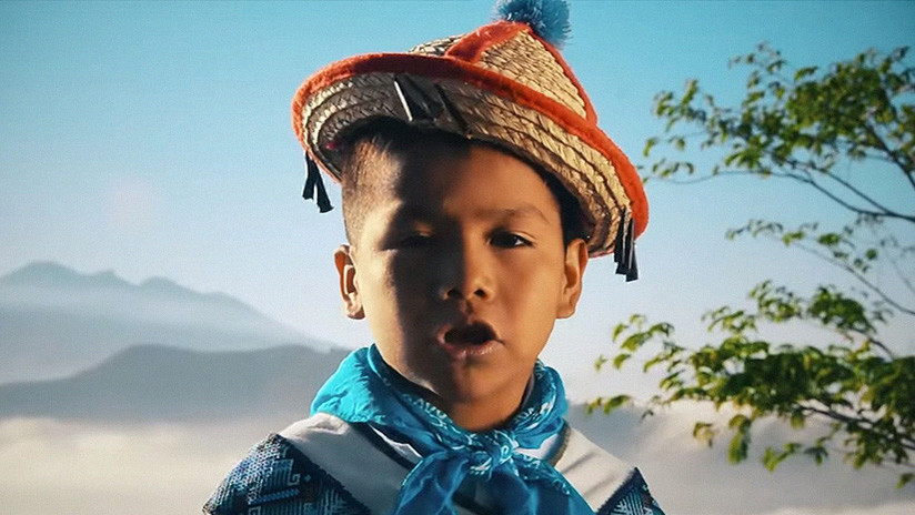 De grabar un 'spot' político a sacar un disco: la increíble y polémica historia de un niño mexicano