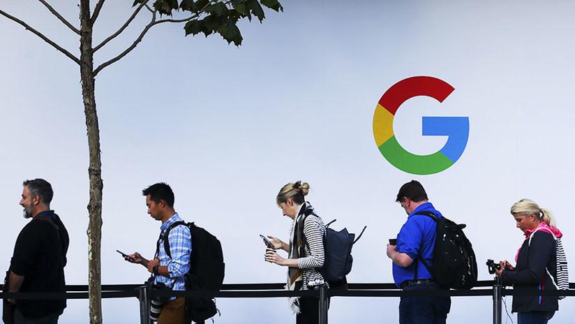 """Presentan una demanda contra Google por """"discriminar a hombres blancos conservadores"""""""