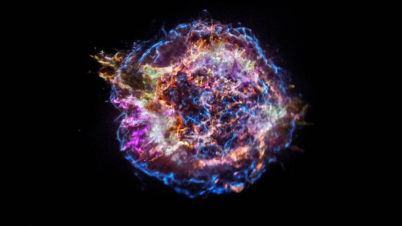 ¿Un mapa galáctico de hace 5.600 años?: Descubren una piedra con un dibujo de una supernova (FOTO)