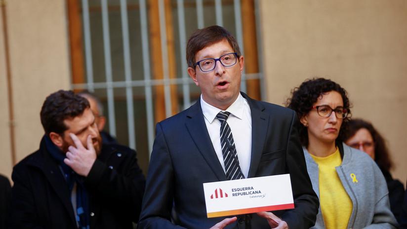 España: Un exconsejero catalán que estuvo encarcelado por el 'procés' abandona la política