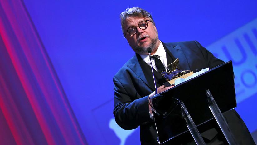 """""""Soy mexicano"""": Guillermo del Toro desvela su fórmula para mezclar amor y terror"""