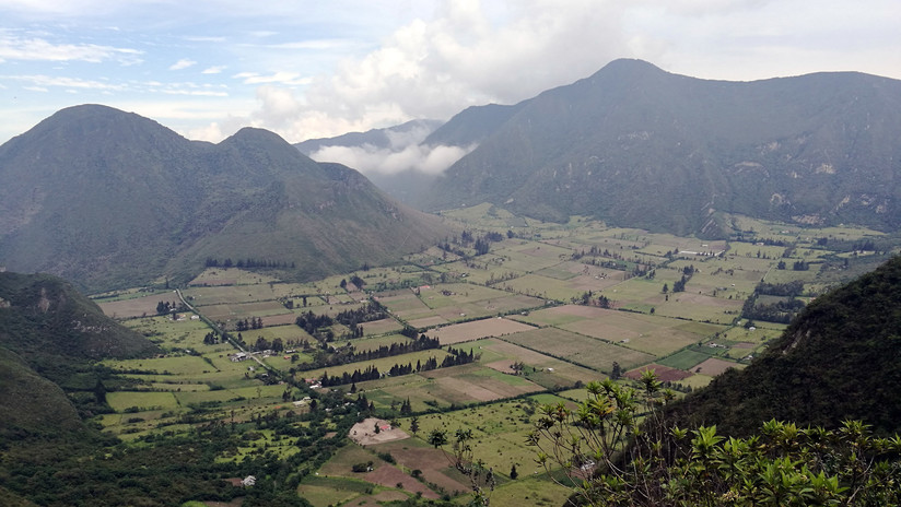 Ecuador: Vivir en el cráter del Pululahua, uno de los dos volcanes habitados del mundo