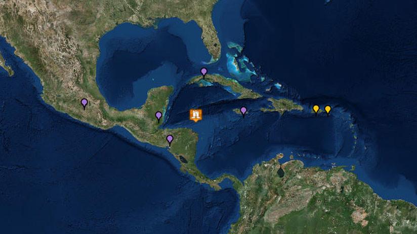 Decretan alerta de tsunami en Puerto Rico y las Islas Vírgenes tras un terremoto de magnitud 7,6