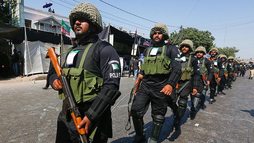 Pakistán anuncia que suspende la cooperación militar y de Inteligencia con EE.UU.
