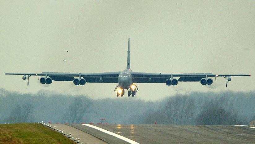 EE.UU. envía 3 bombarderos nucleares a Inglaterra