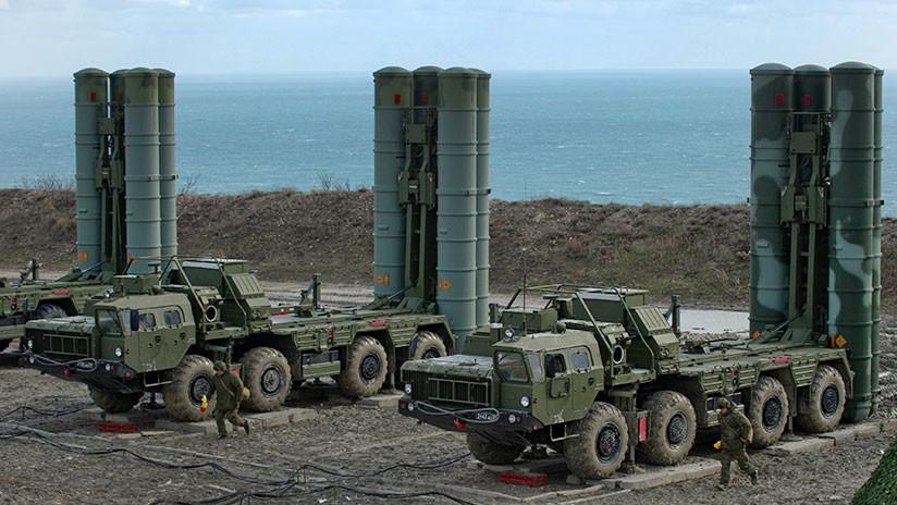 Rusia explica para qué necesita sistemas antiaéreos S-400 en Crimea