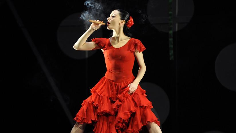 Un cambio feminista en una representación de la ópera 'Carmen' escandaliza al público italiano