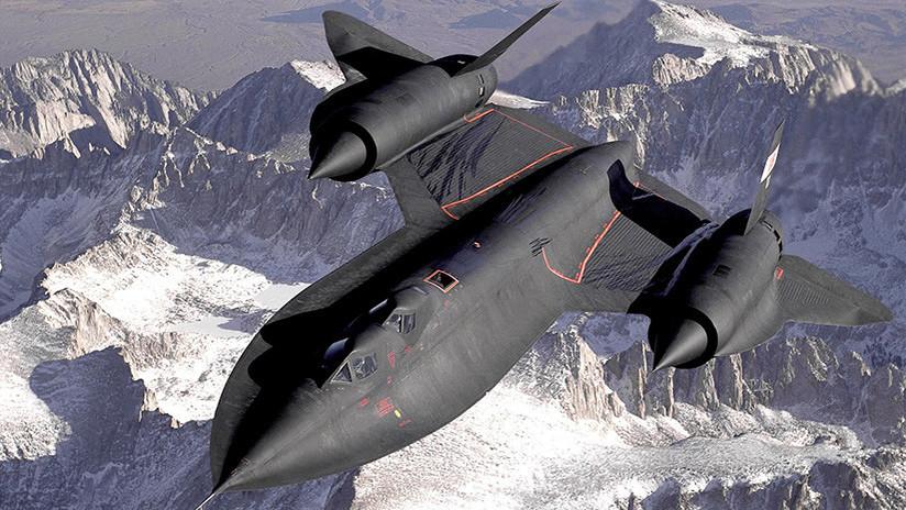"""Lockheed Martin podría crear un """"sucesor hipersónico"""" del Blackbird en un futuro próximo (FOTO)"""