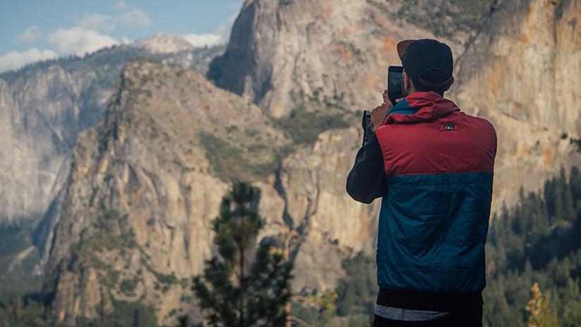 FOTO: Toma una 'fotografía perfecta', pero lo descubre al revisar la imagen