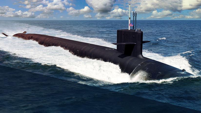 Alertan de los riesgos tecnológicos en los nuevos submarinos nucleares de EE.UU.