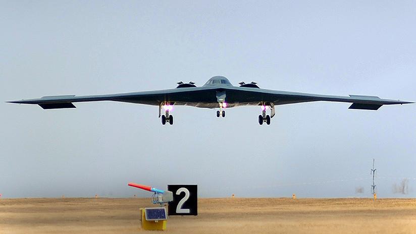 EE.UU. envía 3 bombarderos nucleares a su base de la isla de Guam