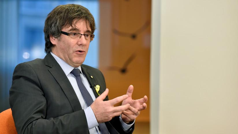 El Tribunal Supremo español pide investigar cuentas bancarias de la delegación de Cataluña en la UE
