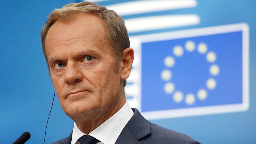 Tusk advierte que Polonia podría seguir el camino del 'Brexit' y abandonar la Unión Europea