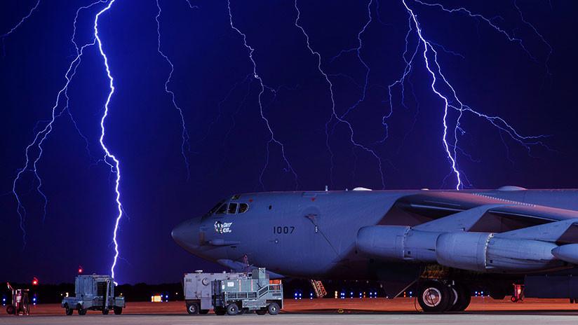 EE.UU. empleará bombarderos estratégicos con capacidad nuclear en un simulacro cerca de Rusia