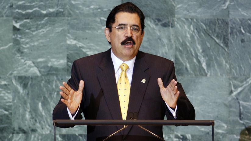 """Expresidente Manuel Zelaya: """"EE.UU. tendrá que rectificar su posición sobre Honduras"""""""
