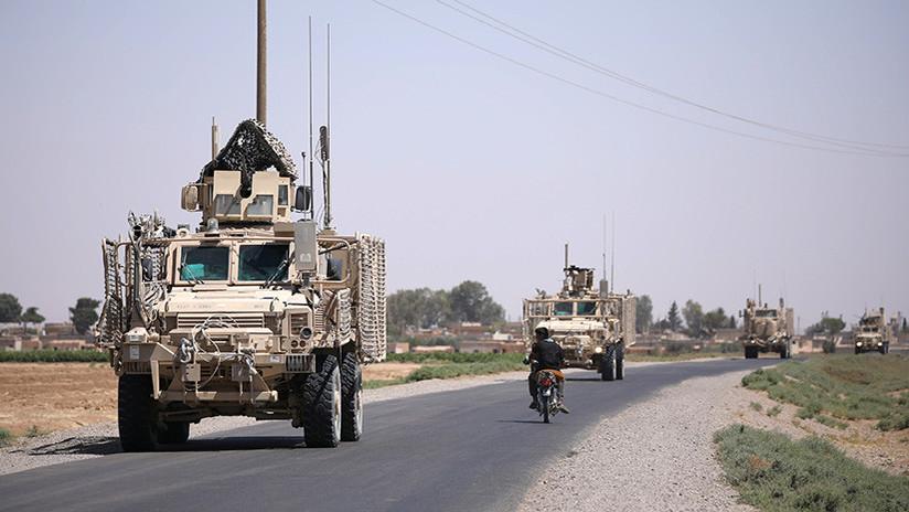 Rusia: La zona en torno a Al-Tanf, en el sur de Siria, está prácticamente ocupada por EE.UU.