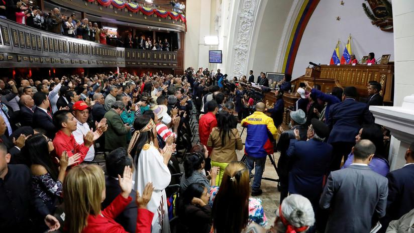"""Venezuela: Aprueban ley contra la """"guerra económica"""""""