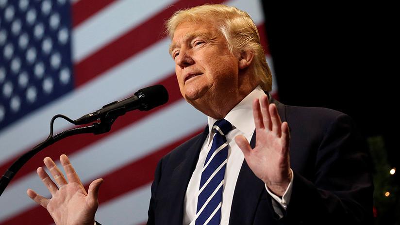 Presidente Trump canceló la visita que realizaría a Reino Unido