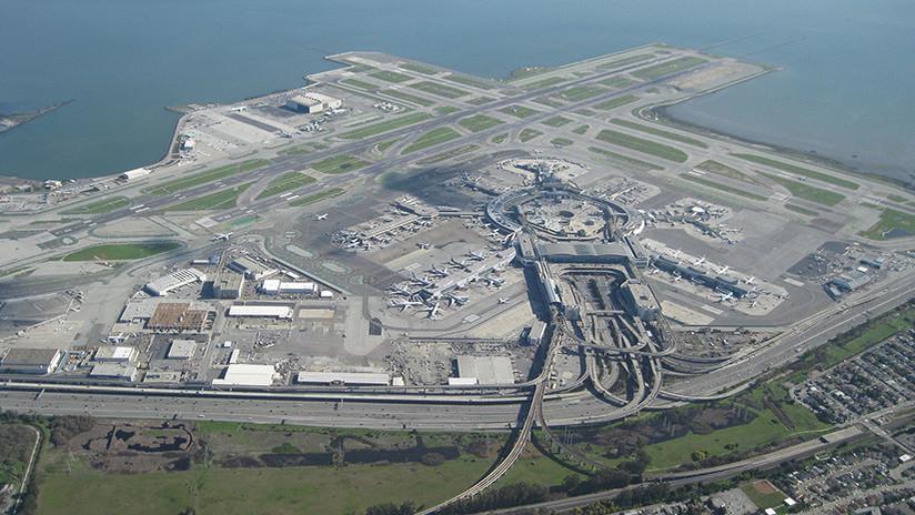 """""""¡Motor y al aire!"""": Un avión de Aeroméxico casi provoca una tragedia en un aeropuerto de EE.UU."""