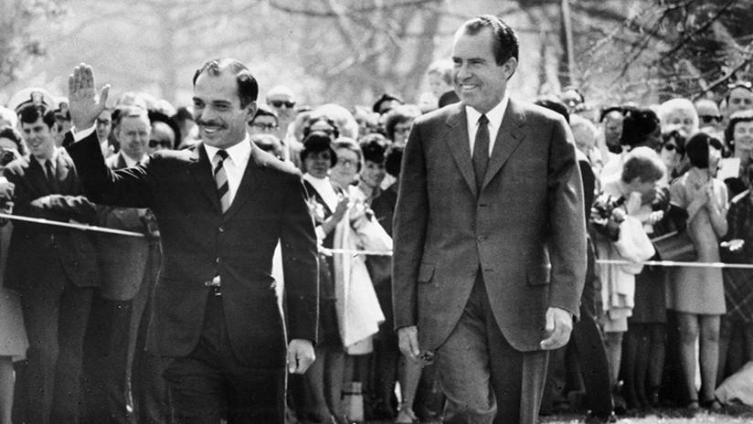 Documentos desclasificados de la CIA revelan un secreto del rey Husein de Jordania