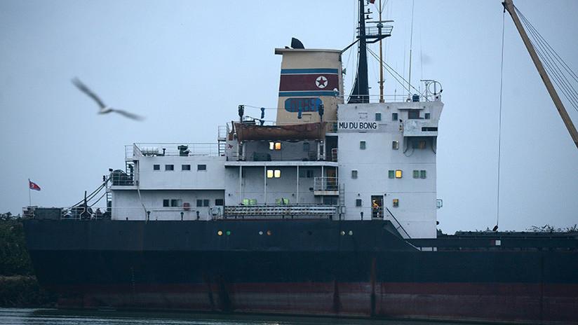 17 países acuerdan interceptar buques y cargas que violen las sanciones contra Corea del Norte