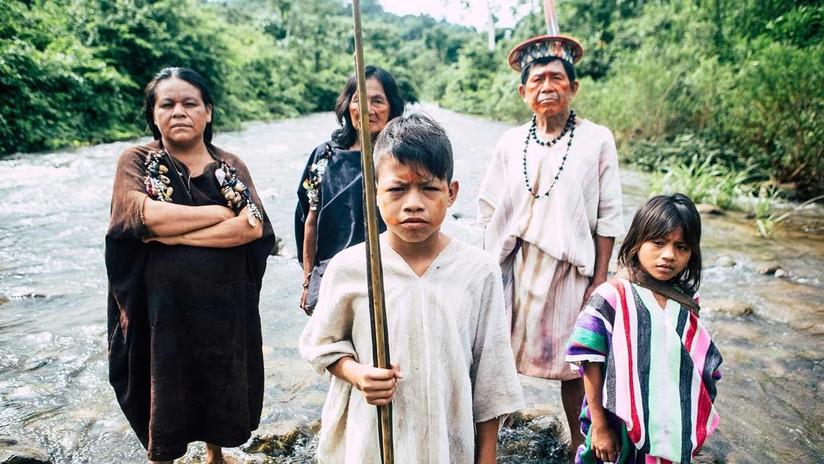 'La ley de la jungla': Impresionantes fotografías de tribus de Venezuela, Ecuador y Perú