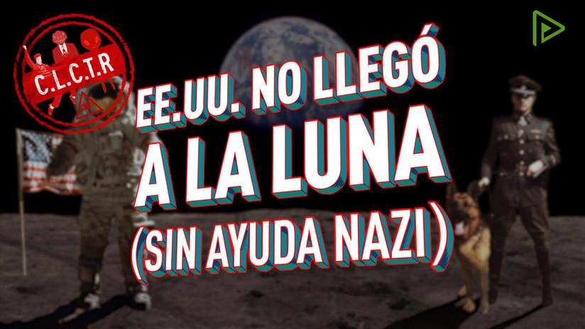 La llegada del hombre a la Luna: Dos conspiraciones que esconden una gran verdad (VIDEO)