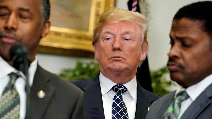 """Congresista pedirá un 'impeachment' contra Trump por sus comentarios sobre los """"países de mierda"""""""