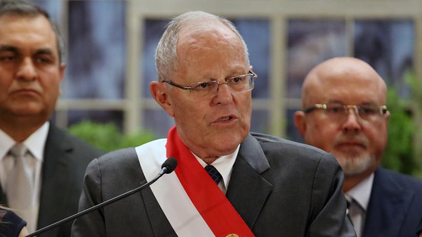 Perú: Aprobación del presidente Kuczynski cae a 20 % luego del indulto a Fujimori