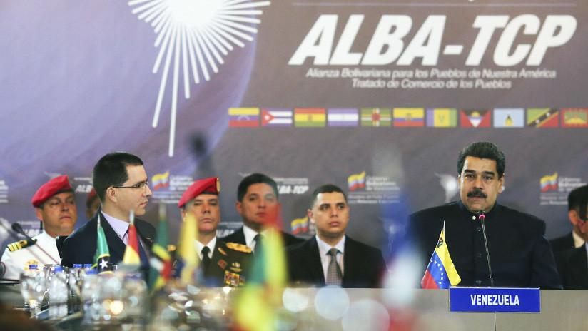 Maduro propone utilizar el 'petro' para el comercio dentro del Alba-TCP