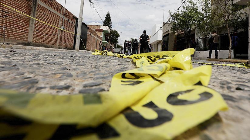 FUERTES IMÁGENES: Ola de decapitaciones en el estado mexicano de Veracruz