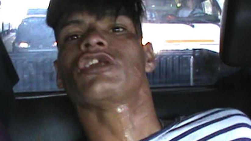 """""""¿De dónde soy? ¡Del infierno!"""": 'Satanás' se pone a llorar tras ser capturado por robo en Lima"""