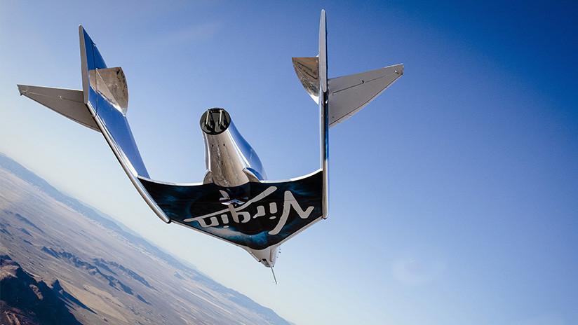 FOTOS: Virgin Galactic podría enviar turistas al espacio en solo unos meses