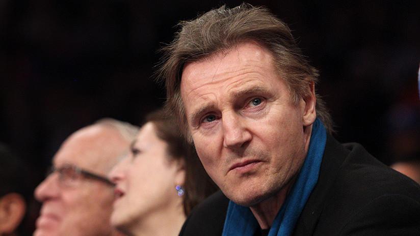 Liam Neeson quitó peso a denuncias por acoso