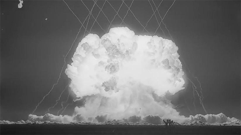 VIDEO: Los ensayos nucleares de EE.UU., bajo lupa