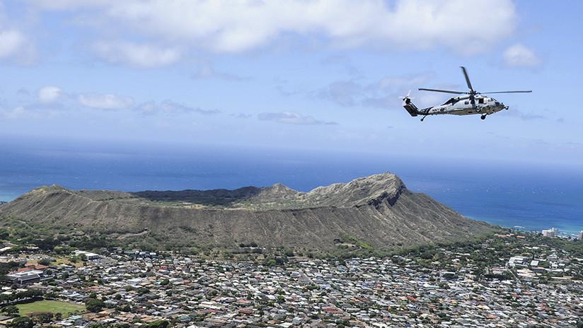 """""""No son ejercicios"""": Residentes de Hawái reciben 'por error' una alerta de misil balístico"""