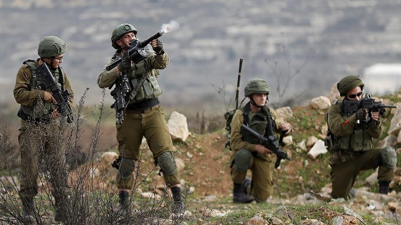 Israel lanza un ataque aéreo contra Gaza y cierra un puesto de control fronterizo