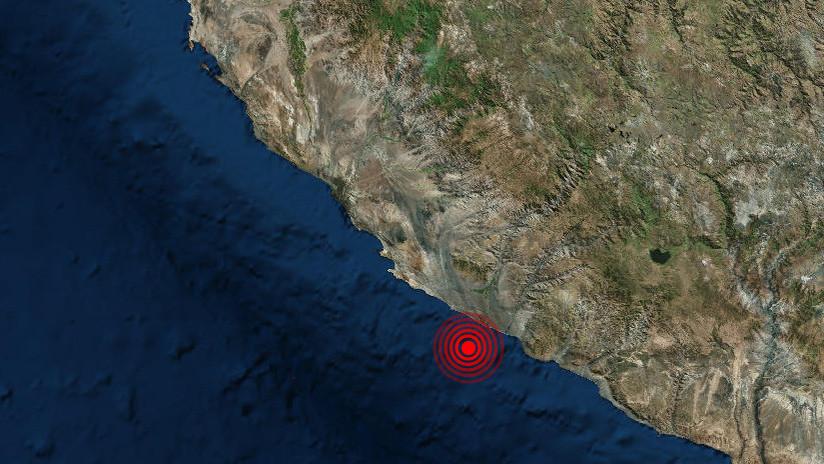 """""""Pensé que nunca acabaría"""": Así vivieron los peruanos el fuerte sismo de 6,8 (VIDEO)"""