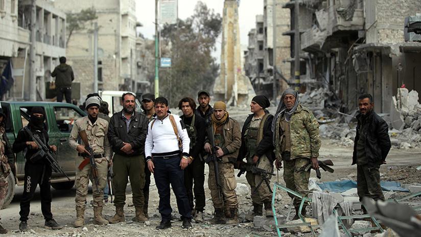 """Turquía: """"Los planes de EE.UU. de crear una nueva fuerza fronteriza en Siria son inaceptables"""""""