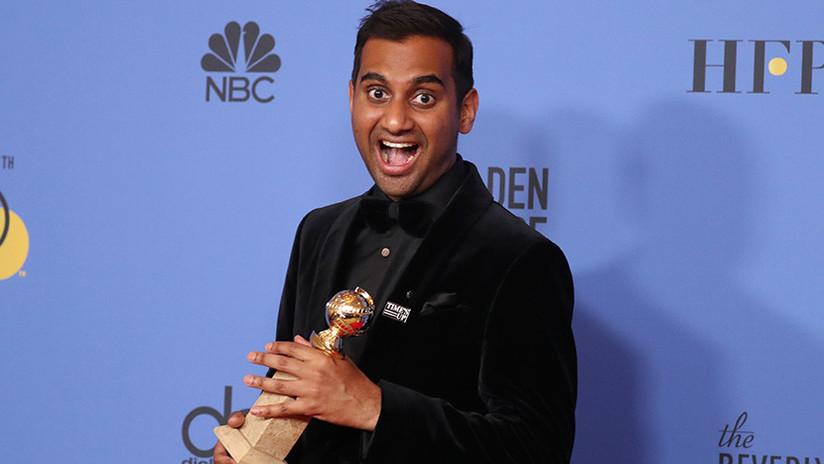 Nuevo escándalo en Hollywood: Acusan de acoso sexual a un reciente ganador del Globo de Oro