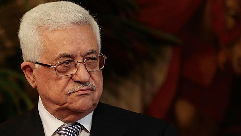 """Mahmud Abbás: La decisión de Trump sobre Jerusalén es """"la bofetada del siglo"""""""