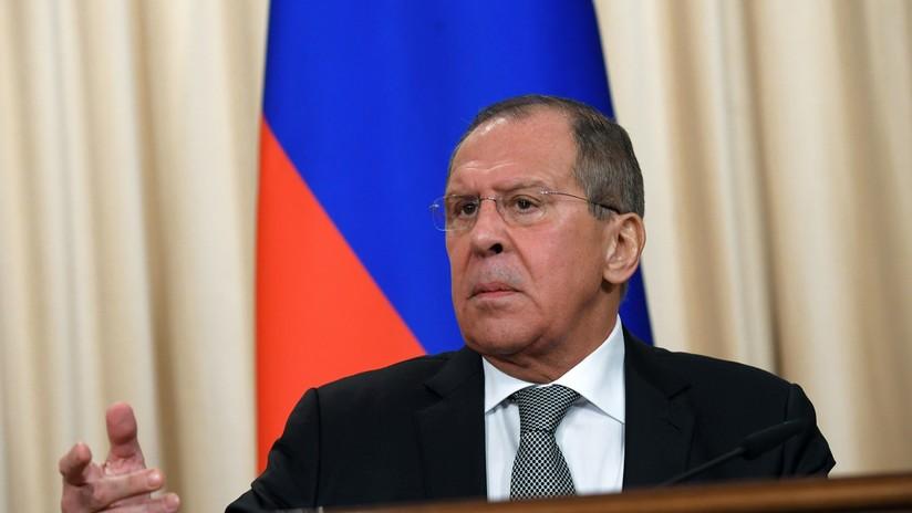 """Lavrov: """"En la política exterior Trump es más difícil que Obama"""""""