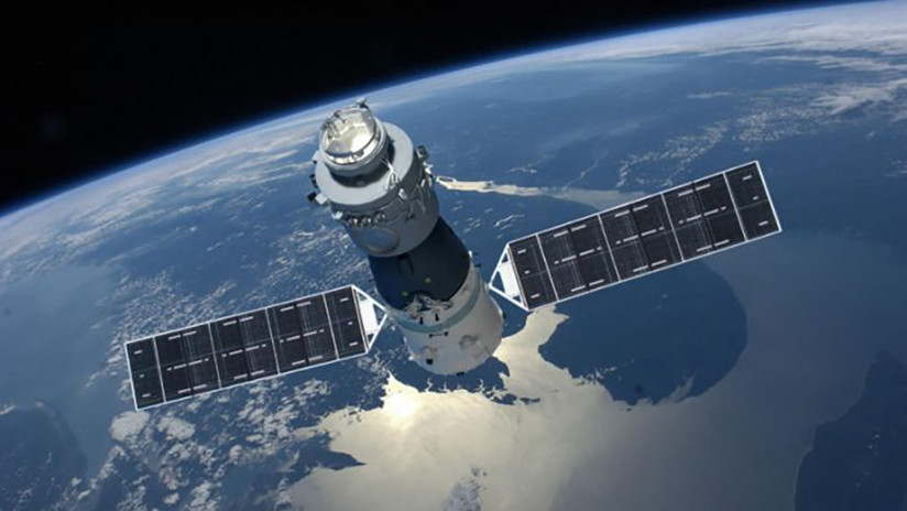 La estación espacial china fuera de control podría caer a la Tierra antes de lo esperado